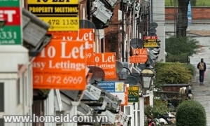 UK house prices at a standstill, says ONS