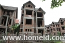 Thang Long boulevard becomes ghost estate of dismal housing