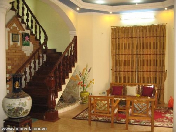Charming villa for rent in Gia Lam