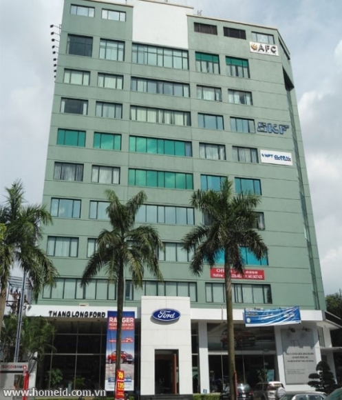 Office for rent in Thang Long Ford building, Lang Ha street