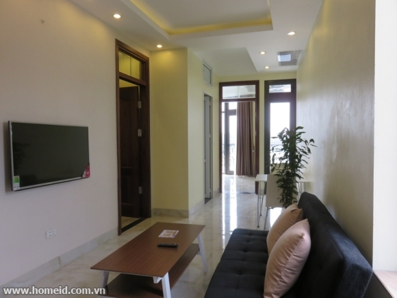 High- class and modern serviced apartment in Truc Bach str, Ba Dinh dtr