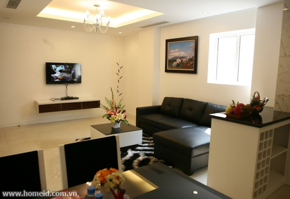 Marvellous 1 bed room serviced apartment in IDC White House building