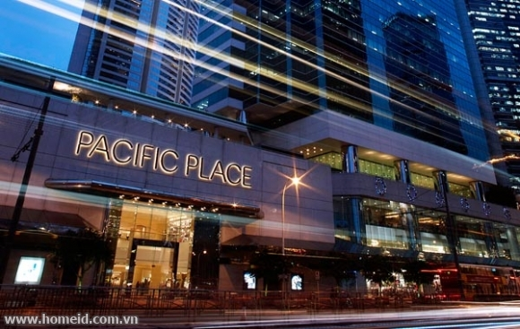 Office for rent in Pacific Place building