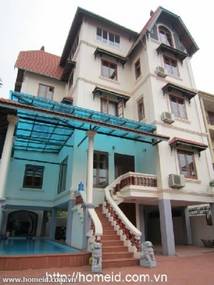 Luxurious beautiful villa in Tay Ho District