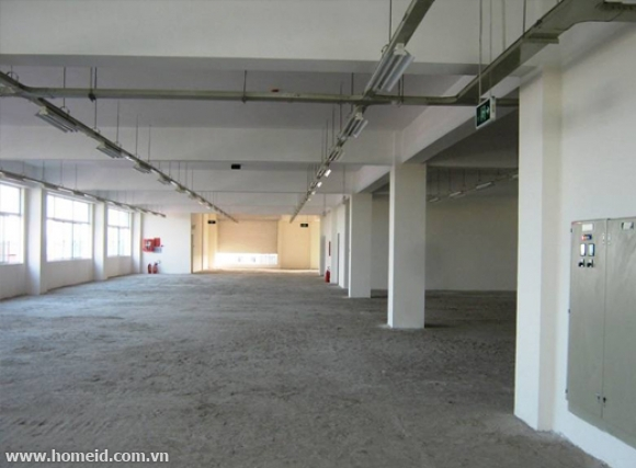 Factory For Lease HCM04