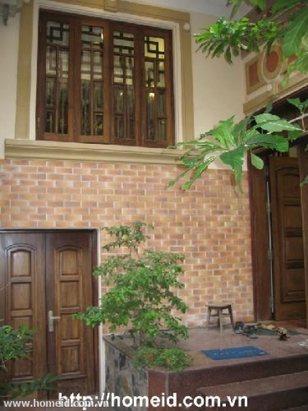 ATTRACTIVE HOUSE FOR RENT IN TO NGOC VAN STREET