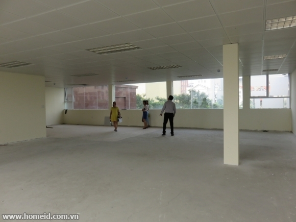 Modern office for rent in Duy Tan str, Cau Giay dtr