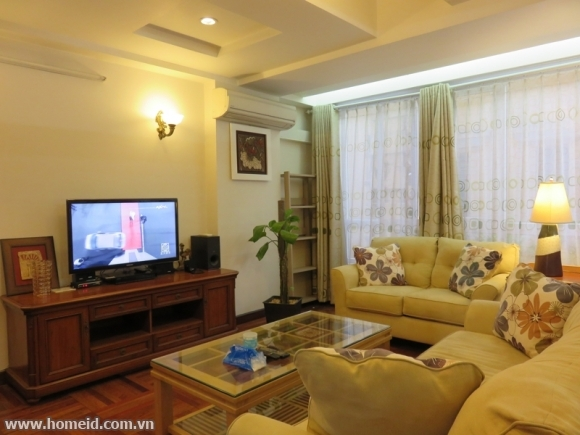 Nice and reasonable price serviced apartment in Hang Bai str, Hoan Kiem dtr