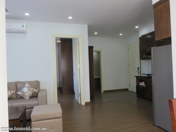 Luxurious and cheap price serviced apartment on Tran Thai Tong str, Cau Giay dtr
