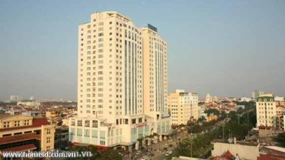 GOOD QUAITY OFFICE FOR RENT IN HOA BINH TWIN TOWER