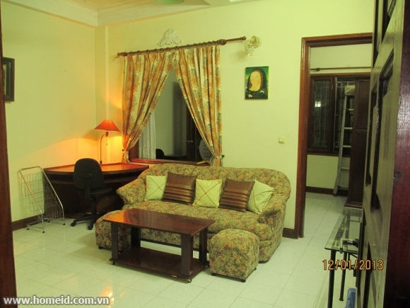 Fully furnished and cheap price apartment for rent on Hue street