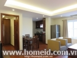 Stunning serviced apartment in Nguyen Tri Phuong str., Ba Dinh dist.