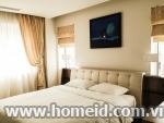 One bedroom, charming style serviced apartment for rent in IDC White House