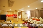 Splendid and beautifully decorated  serviced apartment for rent in Candle hotel residence on Doi Can street