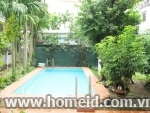 VILLA WITH GARDEN AND SWIMMING POOL FOR RENT IN AU CO STREET