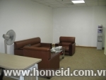 Modern and high-class serviced office for rent in ICON4, De La Thanh street