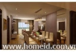 Magnificent and attractive two-bedroom serviced apartment in Hoa Binh Green