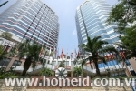 Office for rent in Melia Tower, Ly Thuong Kiet street
