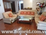 Modern serviced apartment for rent at Nguyen Chi Thanh Street