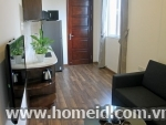 Serviced apartment for rent on Le Van Huu str