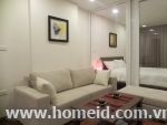 Cozy serviced 1 bedroom apartment for rent on Tran Quy Kien, Cau Giay district