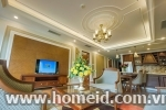 WELL-DESIGNED 2-BEDROOM SERVICED APARTMENT IN THI SACH STR, HAI BA TRUNG DTS