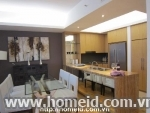 FURNISHED AND LUXURIOUS APARTMENT IN INDOCHINA PLAZA HANOI