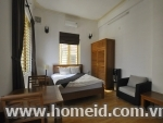 Beautifully decorated and cheap price serviced apartment for rent on To Ngoc Van street