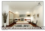 Splendid and cheap apartment for rent in Royal City Complex