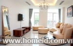 High-class serviced apartment for rent in IDC White House building