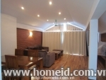 LARGE AND CHEAP SERVICED APARTMENT IN YEN PHU, TAY HO DISTRICT
