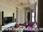 Cheap price and modern serviced apartment on Truc Bach str, Ba Dinh dtr