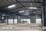 1000M2 WAREHOUSE FOR RENT IN QUANG MINH IZ