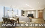 Luxurious 3-bedroom serviced apartment at Lotte Center Hanoi