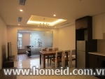 Spacious and cheap price serviced apartment on Phan Dinh Phung str
