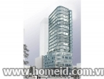 Office for rent in VID Tower, Tran Hung Dao street