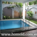Luxury villa in To Ngoc Van, Tay Ho district