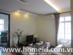 Japanese and European- style serviced apartment in Le Thanh Tong, Hoan Kiem district