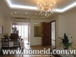 Modern one bedroom serviced apartment for rent on Mai Hac De, Hai Ba trung District