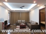 Cozy serviced 2 bedrooms for rent on Hoang Quoc Viet street, Cau Giay district