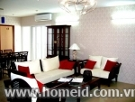 Nice and fully-furnished apartment for rent in Nguyen Chi Thanh Street