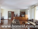 Bright serviced apartment with high view in Tong Duy Tan str.,  Hoan Kiem dist.
