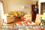 NICE AND REASONABLE PRICE SERVIED APARTMENT IN JANA GARDEN-KIM DONG-HAI BA TRUNG