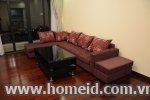 Luxurious and noble 2 bedroom serviced apartment in Royal City Complex