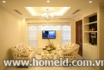 Spacious and luxurious 2-bedroom serviced apartment in IDC White House