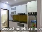 Serviced 1 bedroom for rent on Trung Kinh street, Cau Giay district