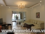 Beautifully decorated and noble serviced apartment for rent on Mai Hac De  street