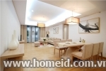 Modernly decorated apartment for rent on Tran Binh str, Nam Tu Liem dtr, Ha Noi city