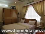 Modernly furnished and cheap price serviced apartment for rent on Mai Hac De street