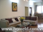 Fully furnished 3 bedroom apartment for rent in Vimeco CT2